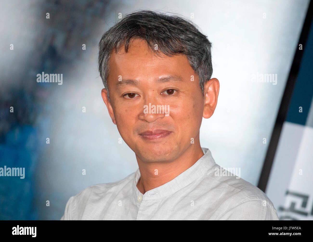 Kim Min-Sik, Aug 9, 2017: Kim Min-Sik, un drame et divertissement au producteur Munhwa Broadcasting Corporation Banque D'Images