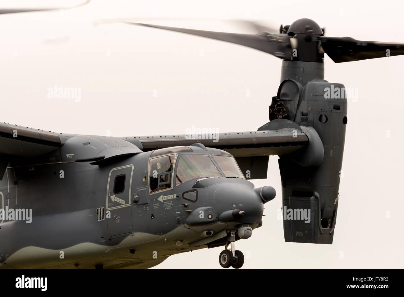 CV-22 Osprey, USAF Photo Stock