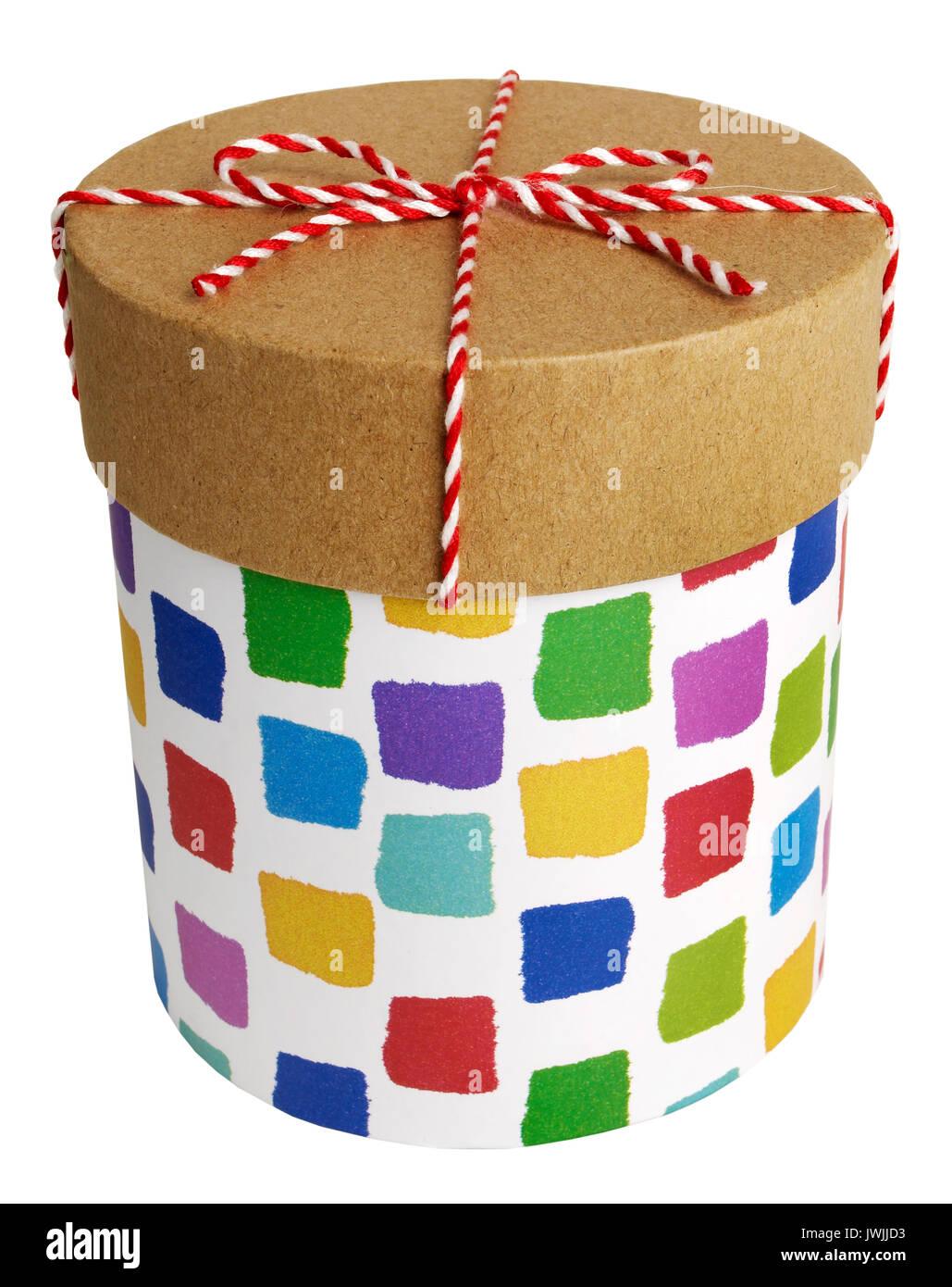 Cadeaux ronde Banque D'Images