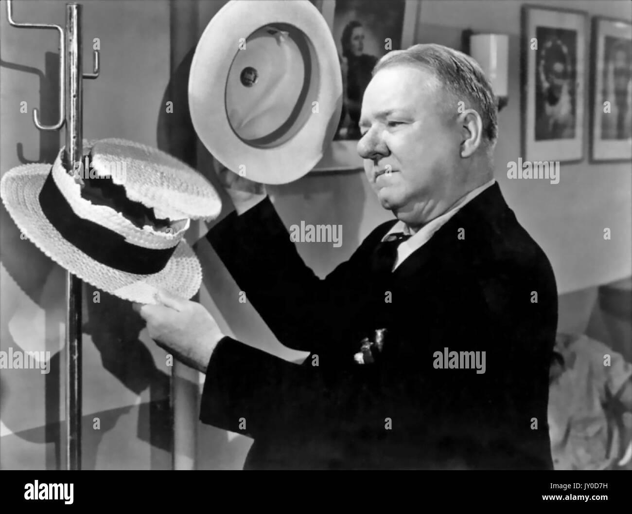 Ne donnez JAMAIS UNE BONNE POIRE UNE MÊME BRISER 1941 Universal Pictures film avec W.C. Domaines Photo Stock