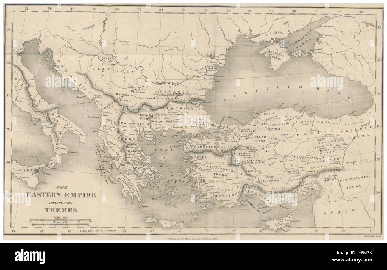 GIBBON(1862) p5.433 L'EMPIRE ROMAIN Photo Stock