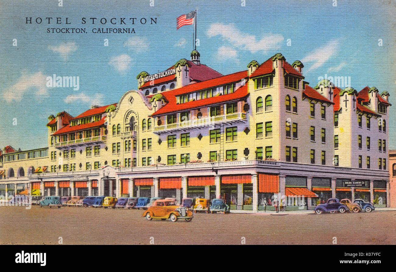 Stockton Californie datant