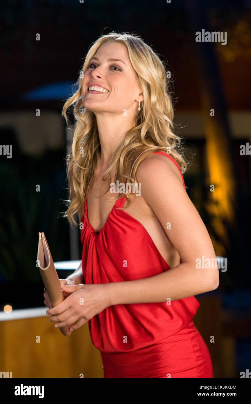 Obsédé Ali Larter Date: 2009 Photo Stock