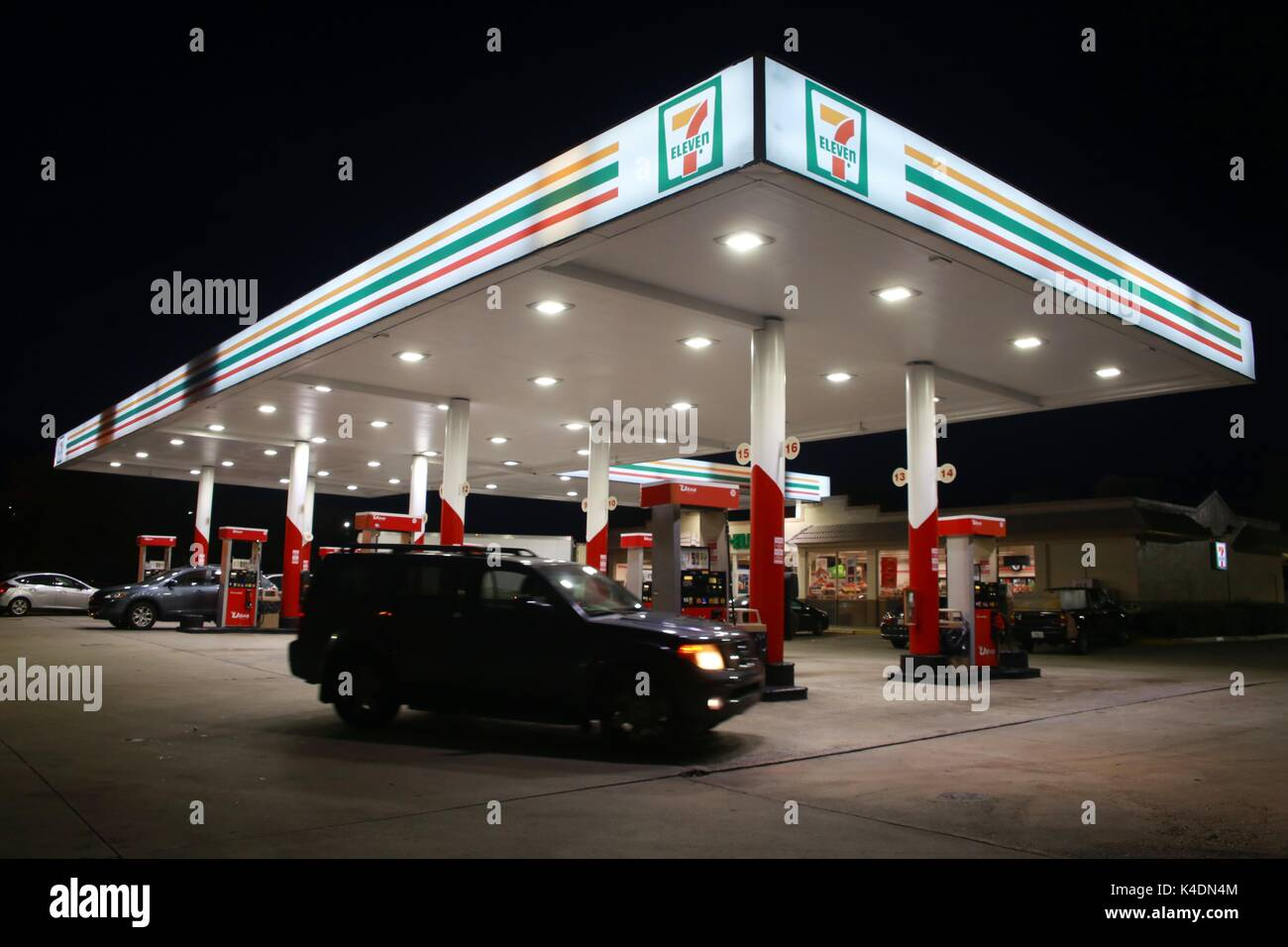 Night Petrol Station Photos Night Petrol Station Images Page 8