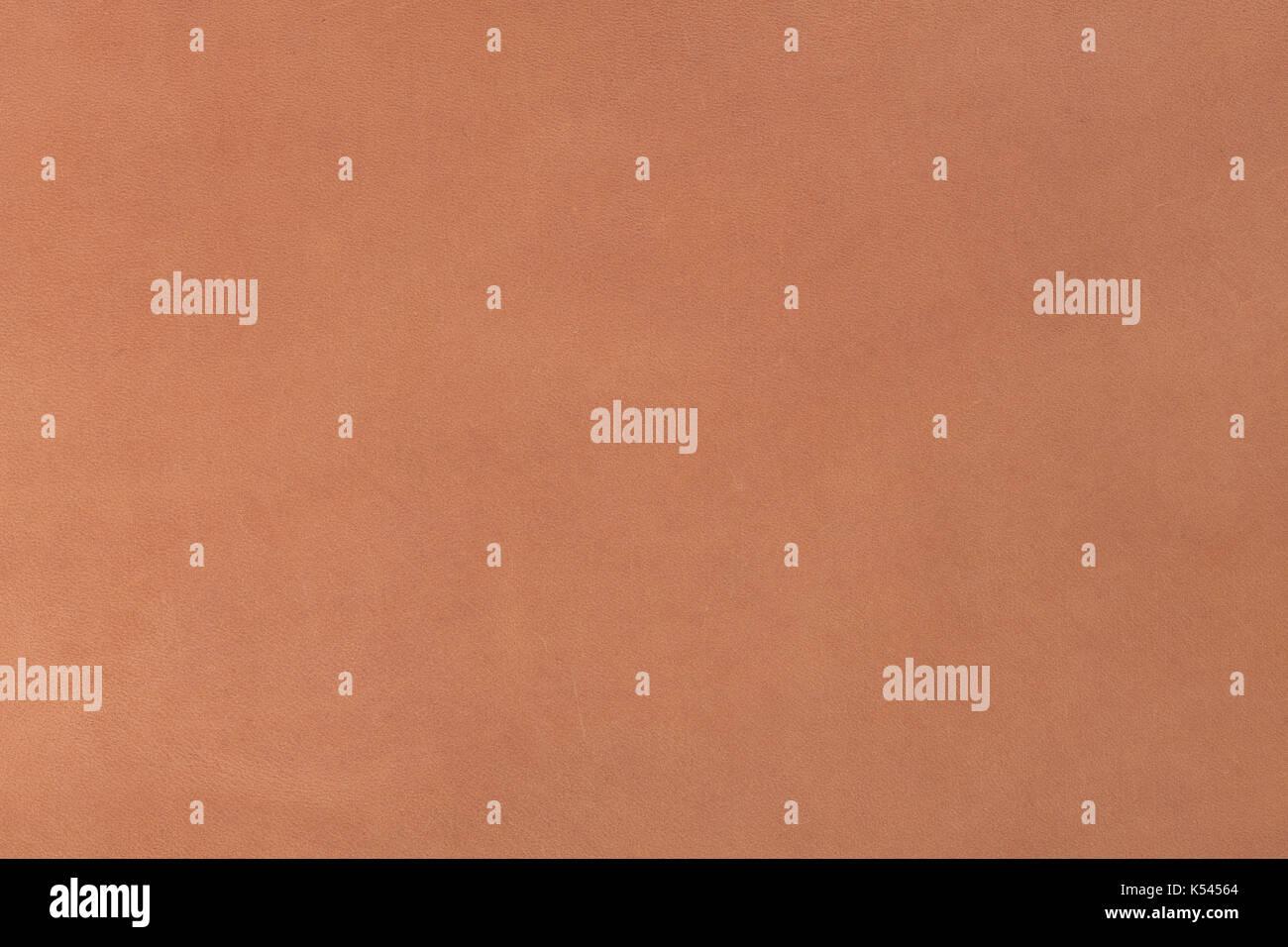 Texture de cuir brun naturel de luxe. Photo haute résolution. Banque D'Images