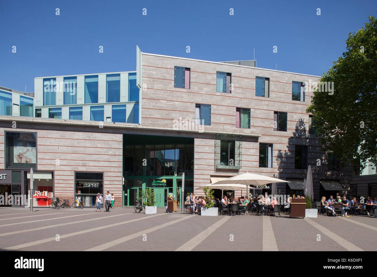 Dans Munster Westfalen Moderne Architektur Dans