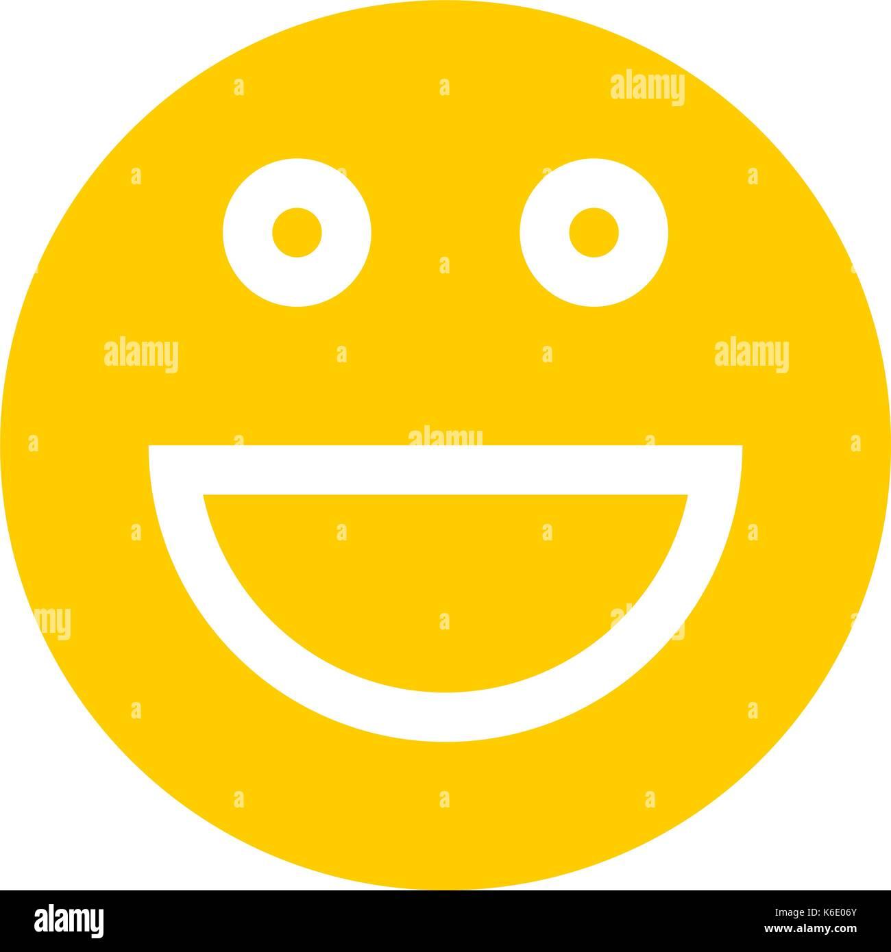 Lutiliser dans tous vos projets smiley happy smiling face émoticone en télévision