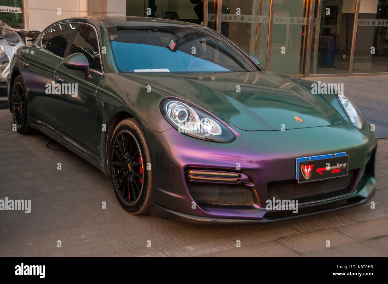 porsche tuning photos porsche tuning images alamy. Black Bedroom Furniture Sets. Home Design Ideas