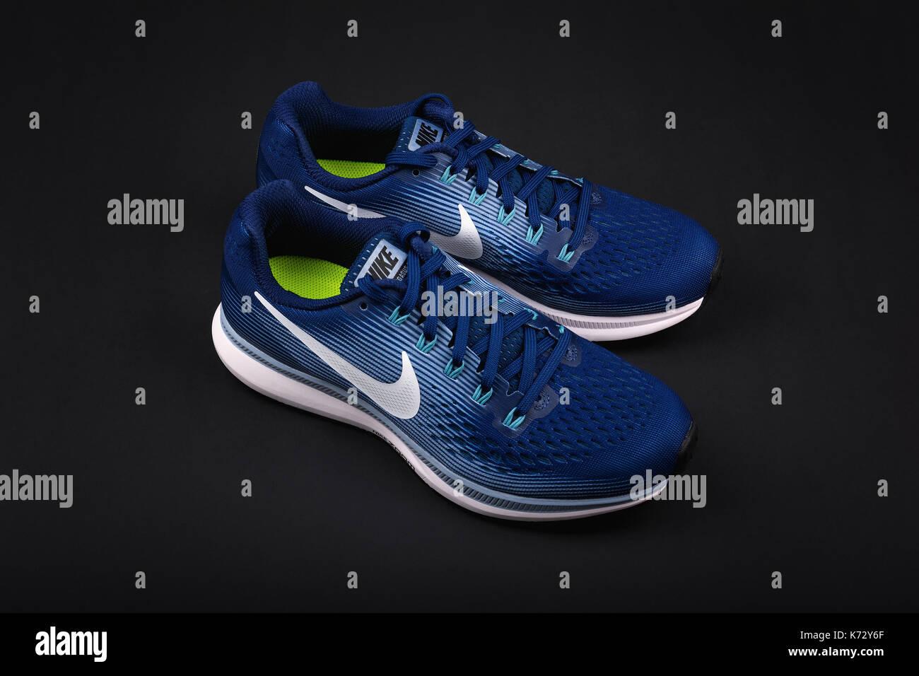 size 40 56e51 e68d0 Burgas, Bulgarie - septembre 6, 2017   Nike Air Pegasus 34 zoom chaussures  de