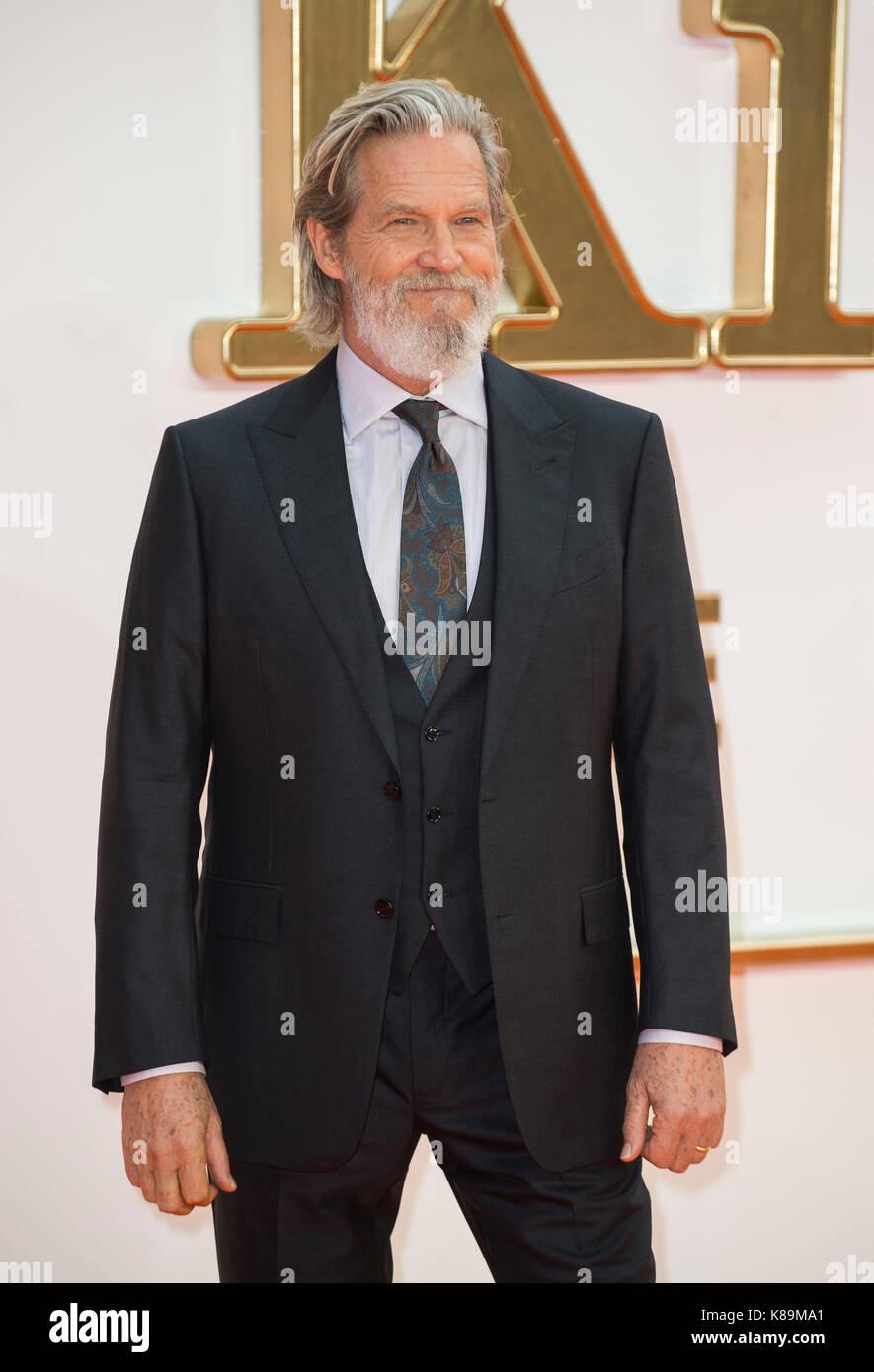 'Kingsman: le cercle d'or' première mondiale Banque D'Images