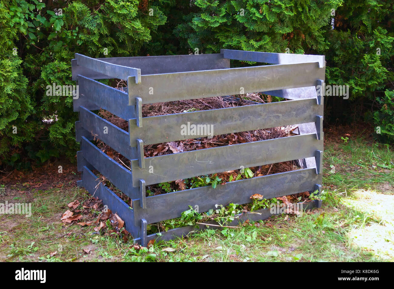 compost container photos & compost container images - alamy