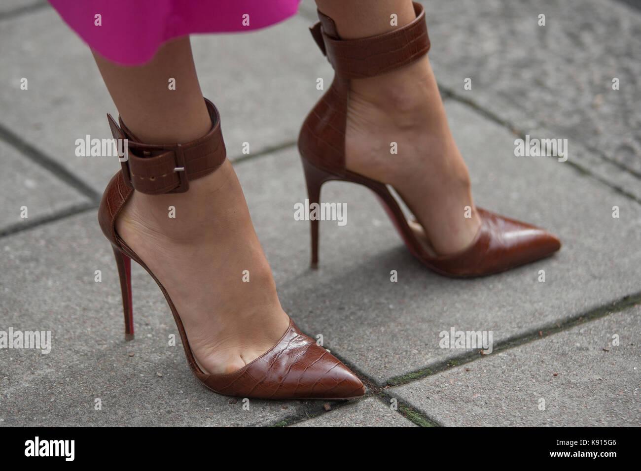 Los Angeles 064fe a527d Le street style du jour 5 de London fashion week, printemps ...