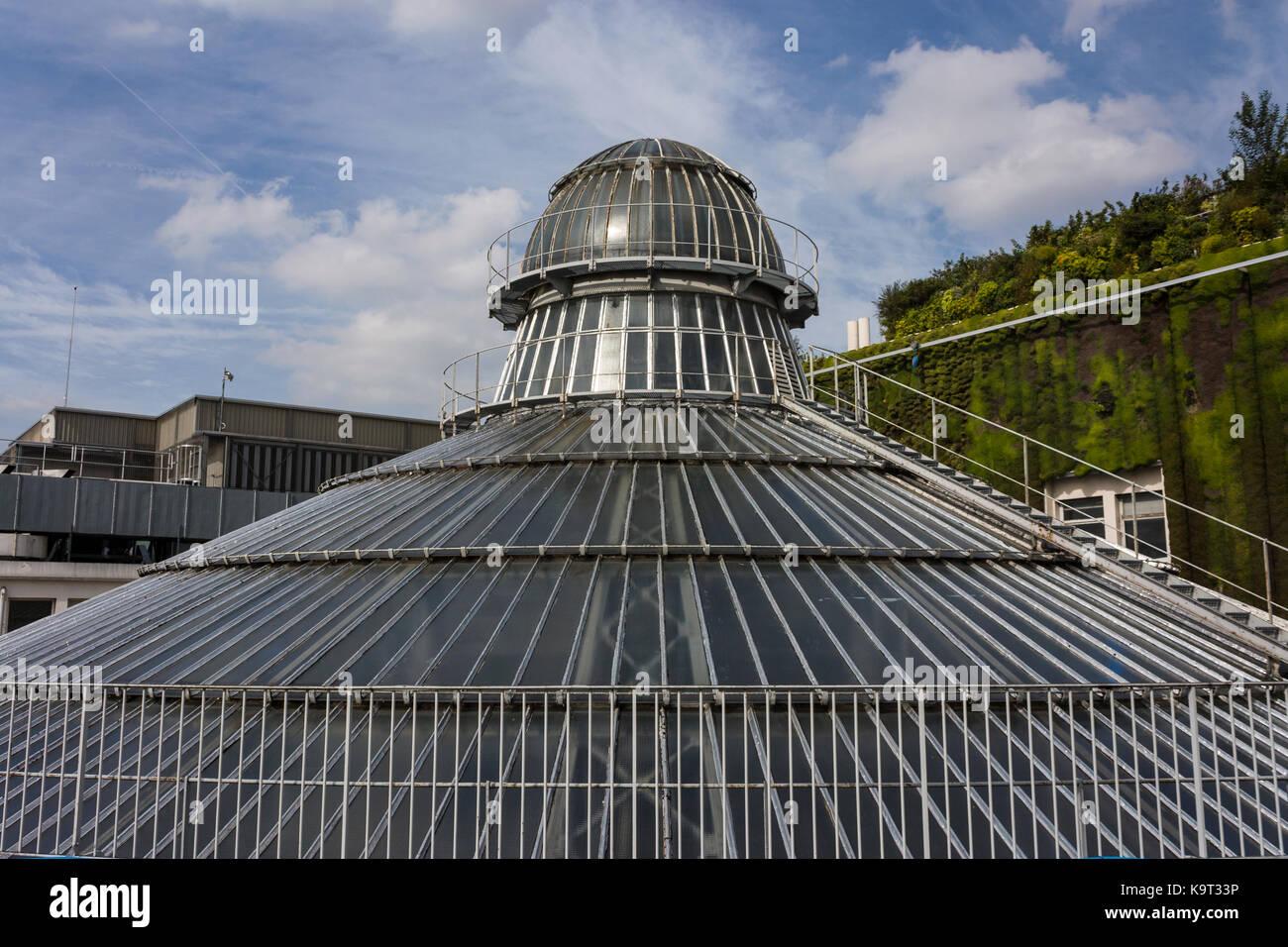 Photo De Galerie Exterieur haut extérieur du magasin (galeries lafayette), paris