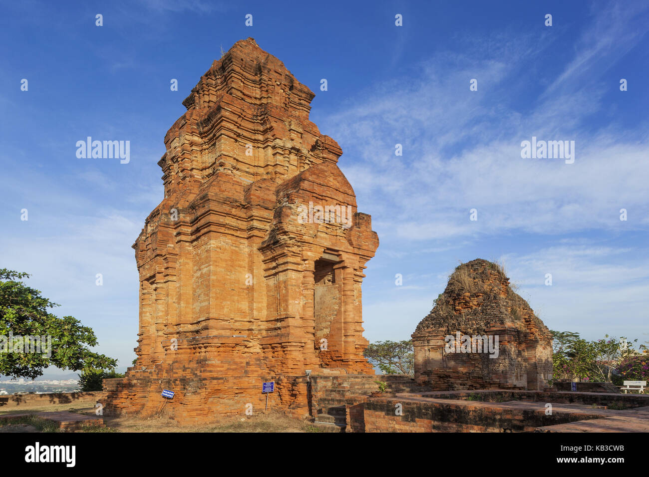 Vietnam, Mui Ne, cham, tour poshanu cham thap, Photo Stock