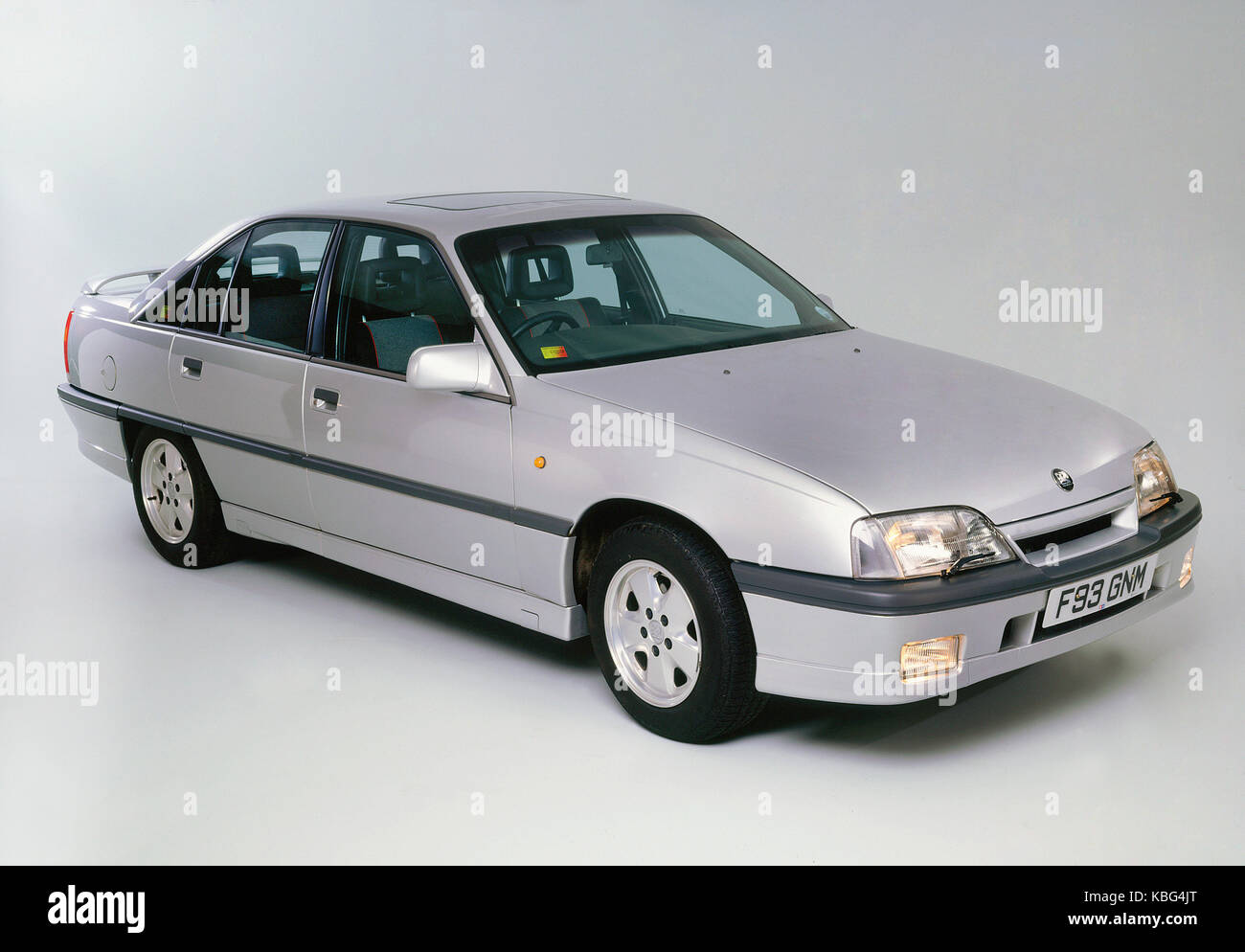 1989 Vauxhall Carlton 3.0 GSi Photo Stock