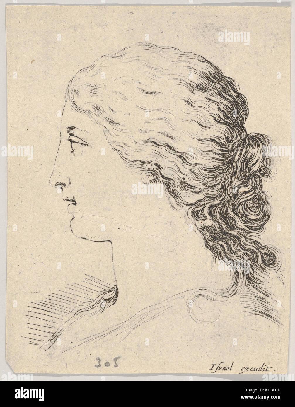 Planche 14 Tete De Femme De Profil De Le Livre Pour Apprendre A