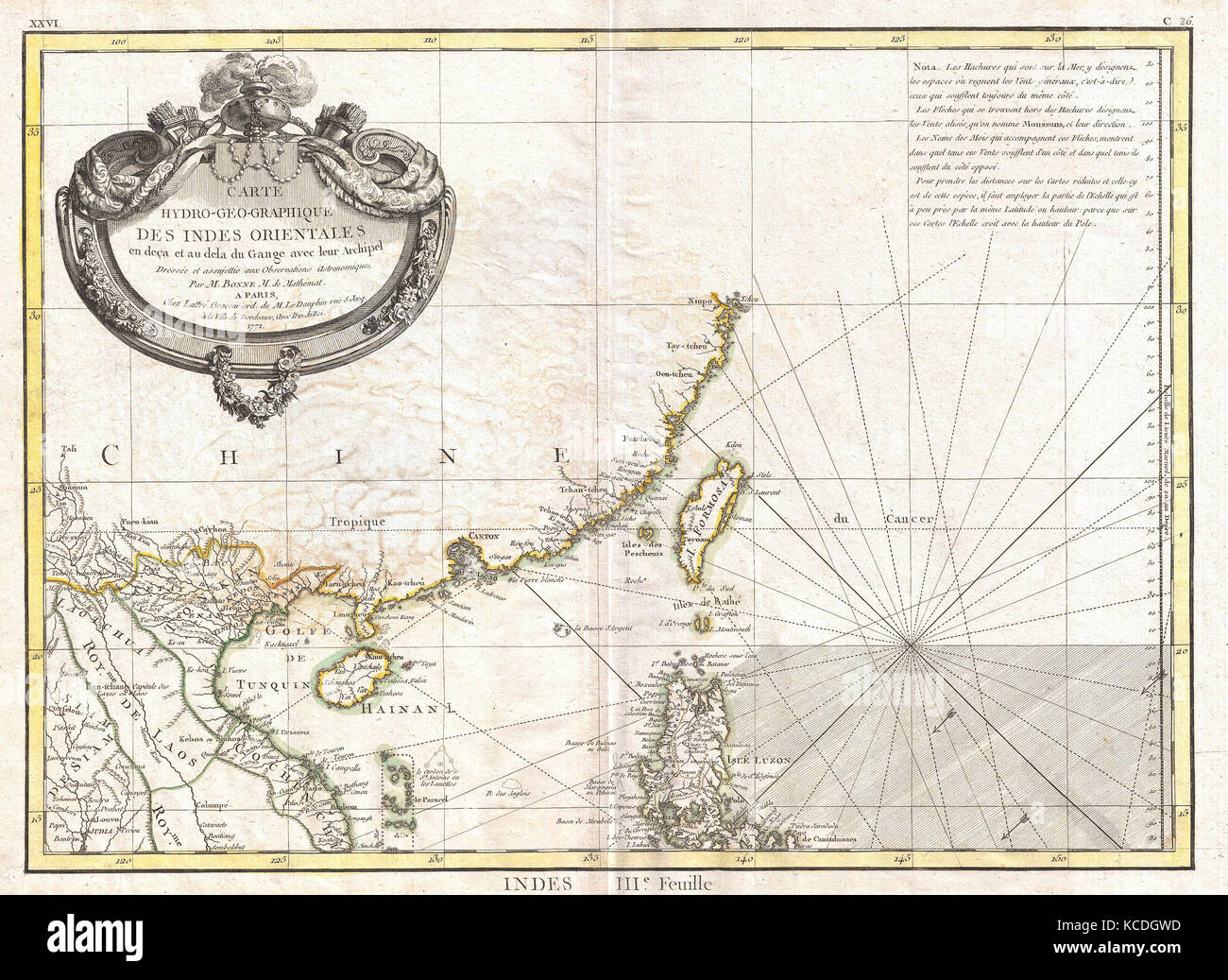 Carte Oro Hydrographique Chine.Map Of Formosa Photos Map Of Formosa Images Alamy