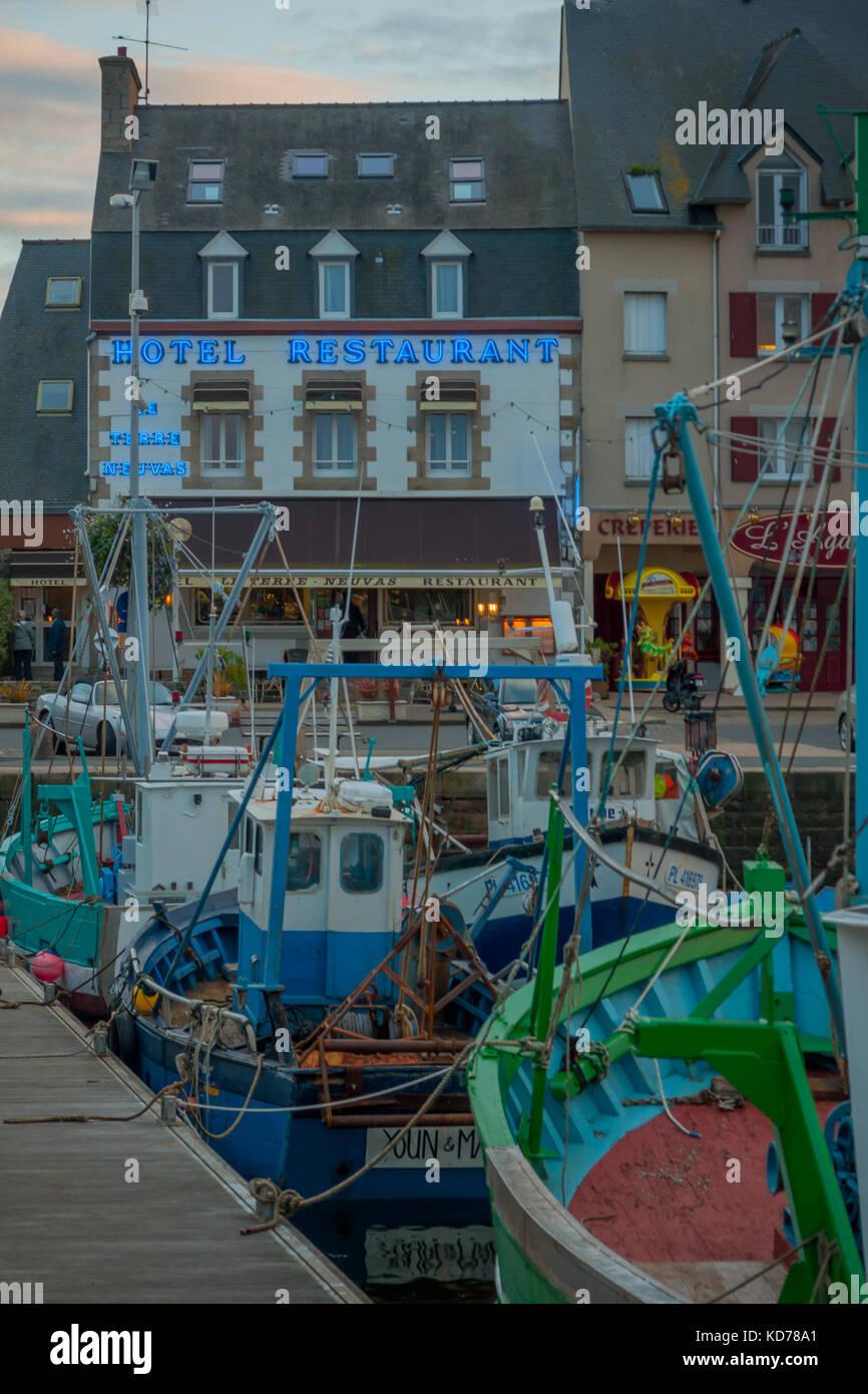 Paimpol Port Photos Paimpol Port Images Alamy