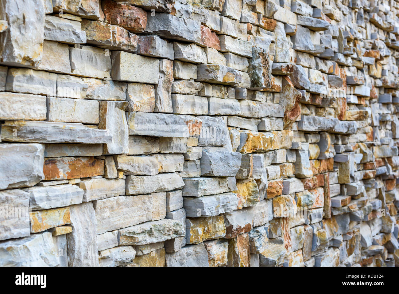 Mur En Pierre Naturelle rock pierre clôture ou mur de gabions de texture. ancien