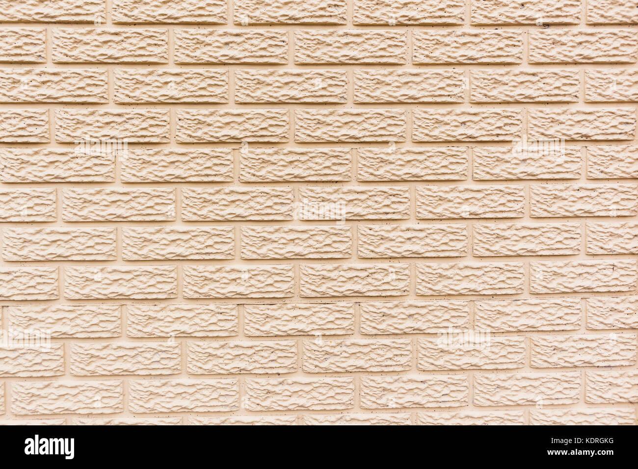 Mur Brique Lattes Moule Libre Des Couleurs Pastel Beige Peinture