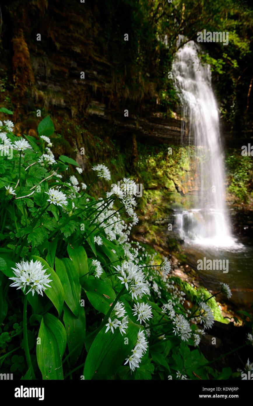 Cascade De Glencar Inspirer Linspiration Lenfant Volé