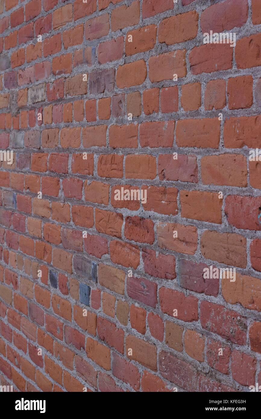 shabby chic vieux mur de briques d'argile avec fond look vieilli