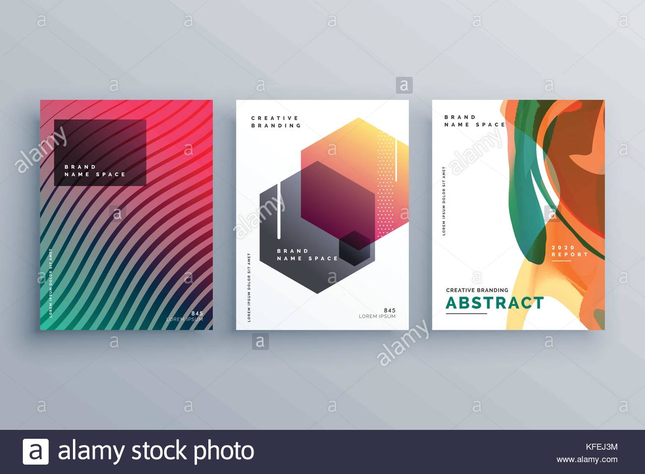 Résumé De Création Modèle De Brochure Minimal Ou L Affiche