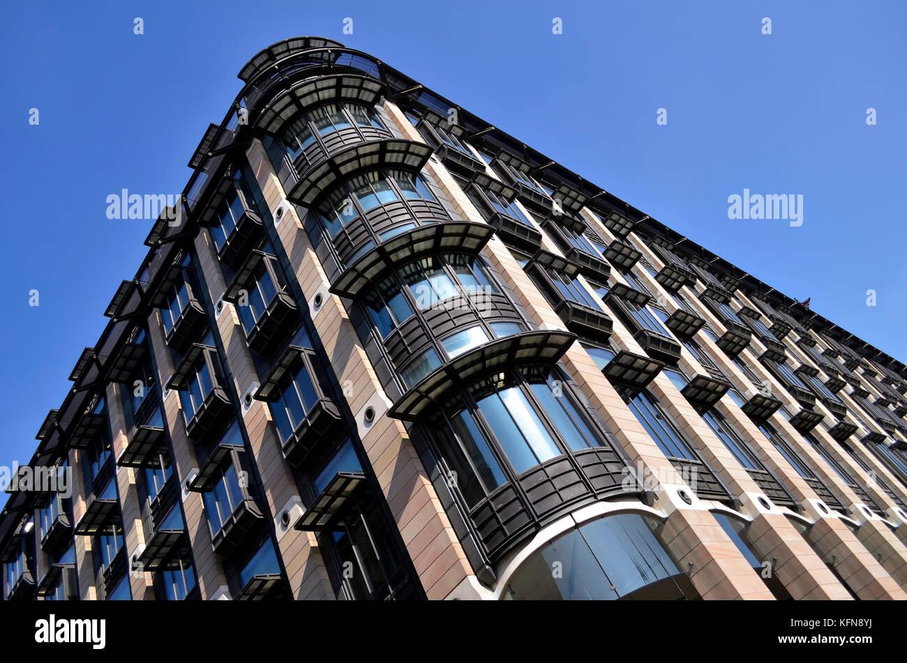 Portcullis House, Westminster, Londres, Royaume-Uni. Banque D'Images