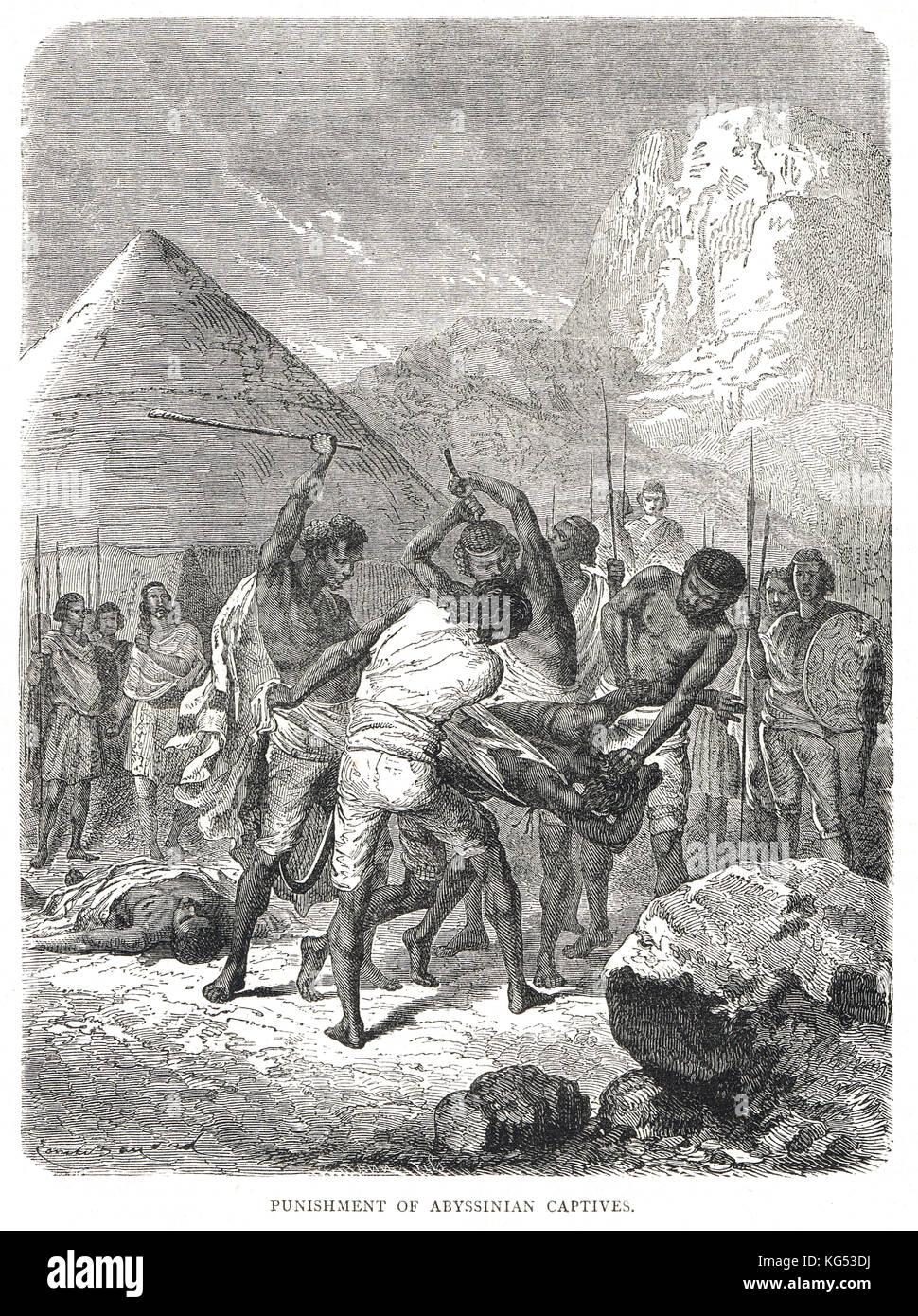 British Empire Forces Against The Ethiopian Empire Photos