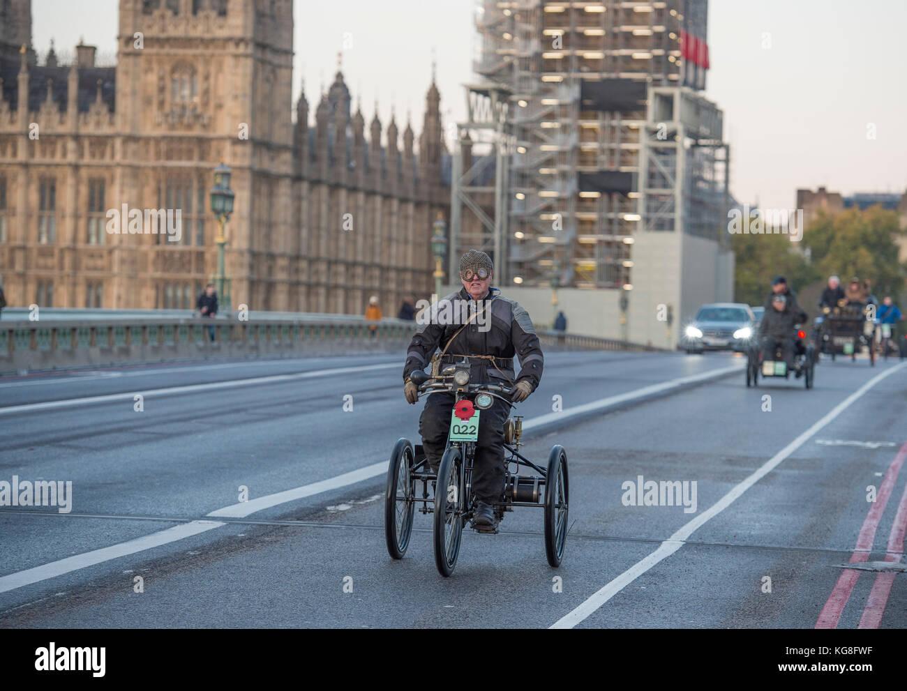 Running datant du Royaume-Uni