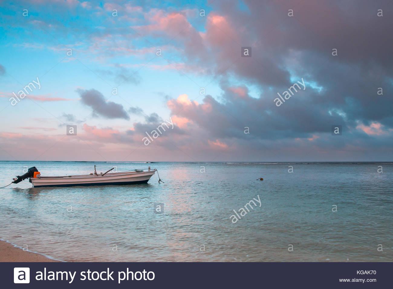 L'île de Tongatapu, Royaume des Tonga Photo Stock