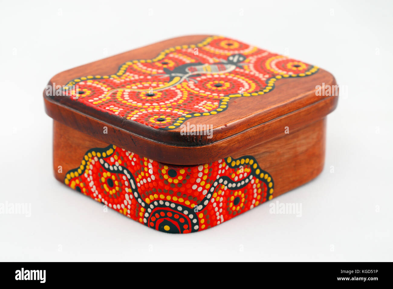 boite a bijoux persan