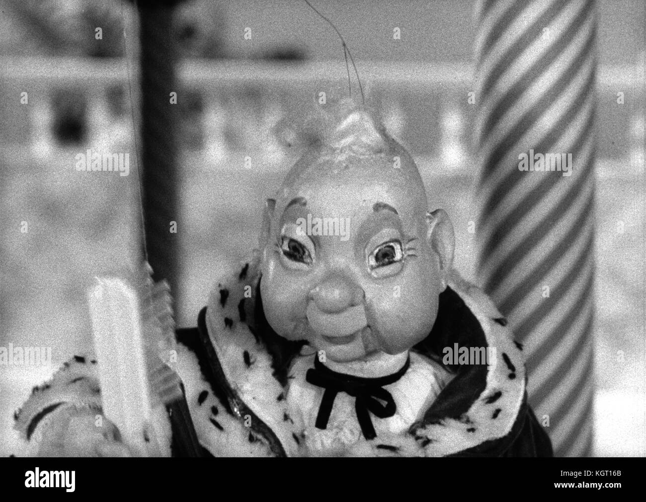La batterie Torchy Boy (1957) TV series , une série, épisode 13, le roi hésite perd sa couronne Date: Photo Stock