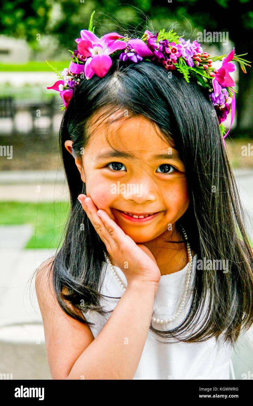 Thought asian flower girl com