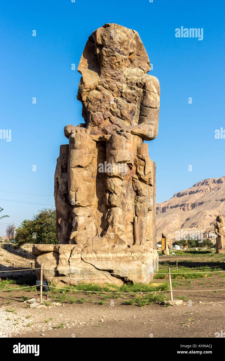 Egypte temple de Louxor, Karnak, Edfou et Komombo Photo Stock