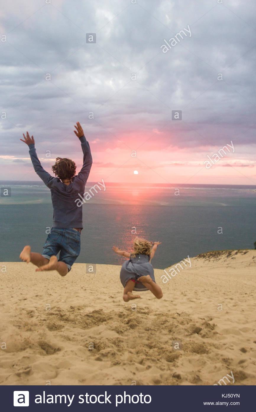 Les capteurs de soleil Photo Stock