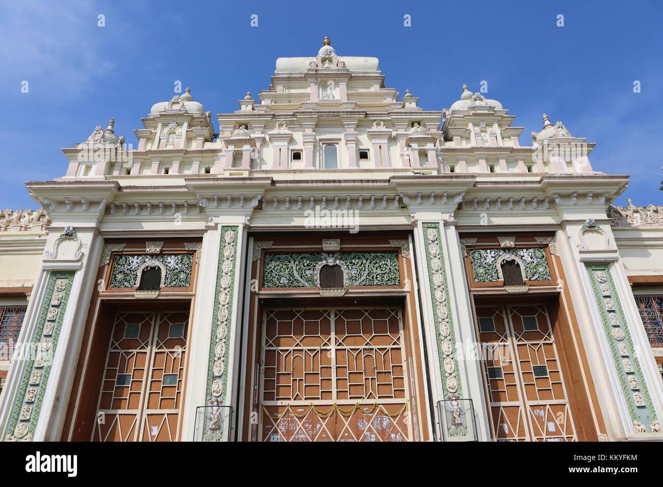 À Mysore Palace jaganmohan Photo Stock