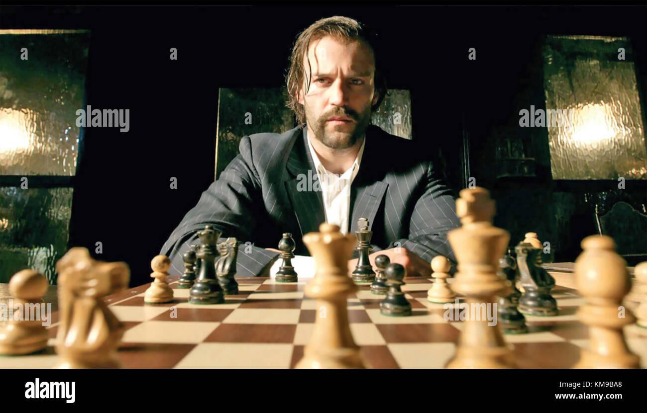 Revolver 2005 Sony Pictures film avec Jason Statham Photo Stock
