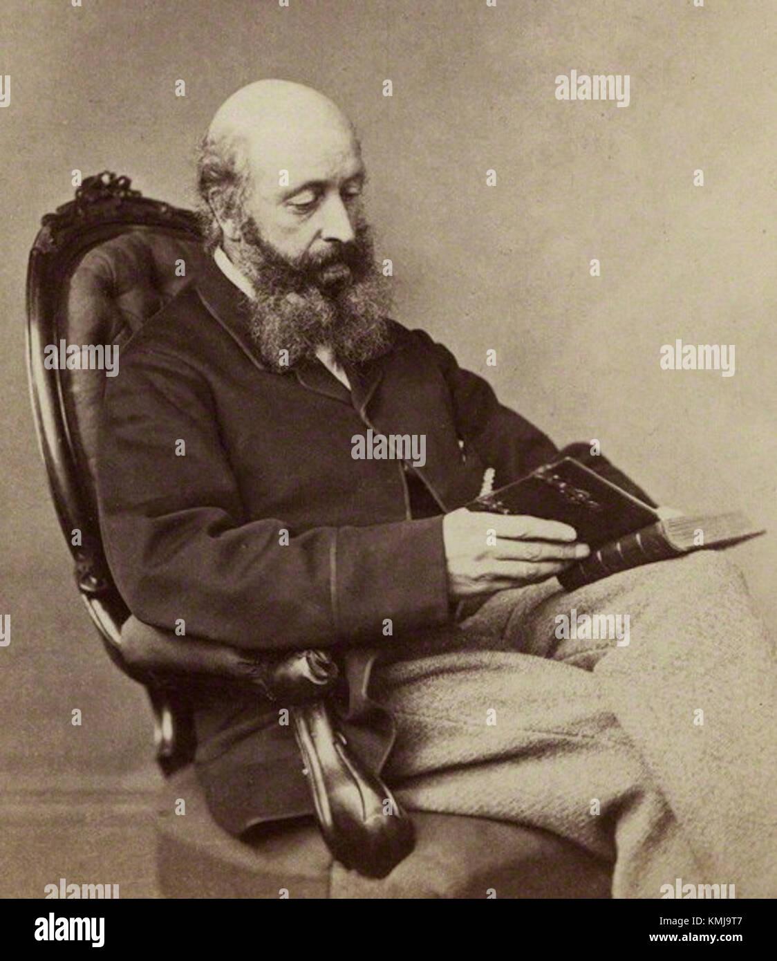George Arthur fripp Photo Stock