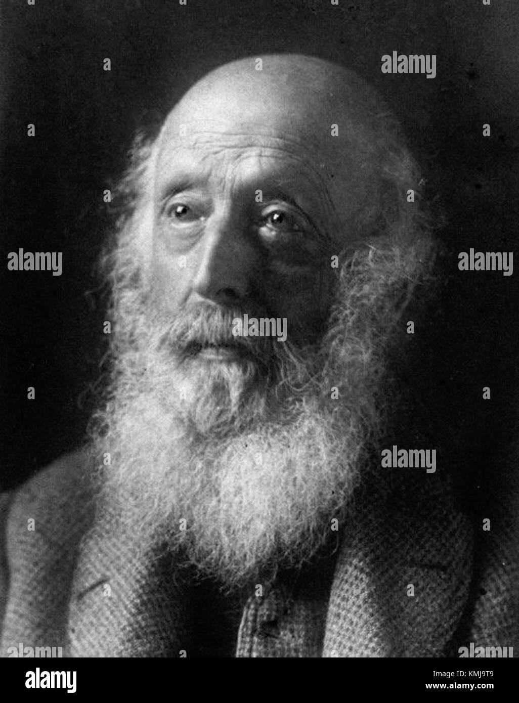 George Arthur fripp 1890 Photo Stock