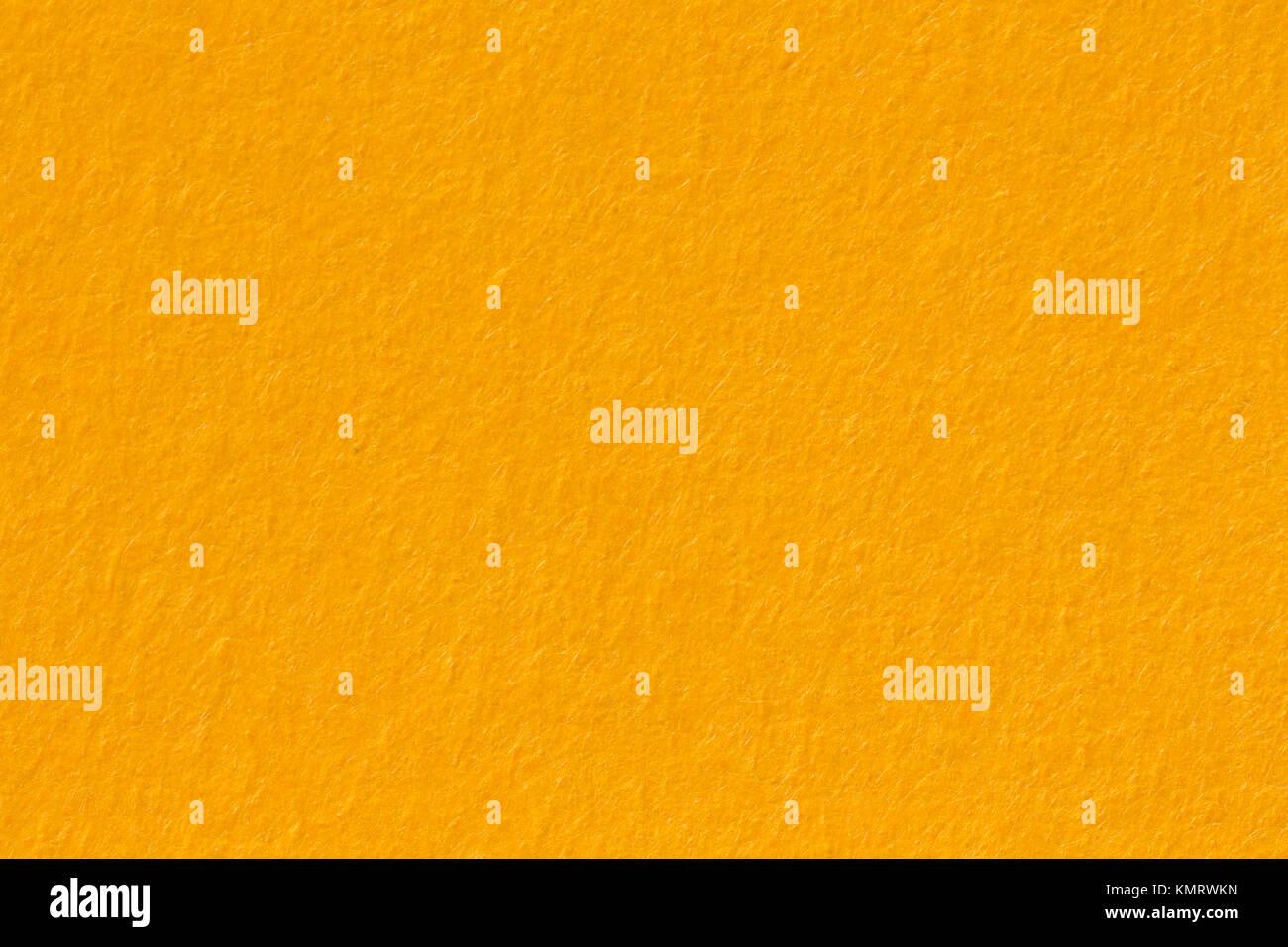 La texture du papier orange grand comme un arrière-plan. Banque D'Images
