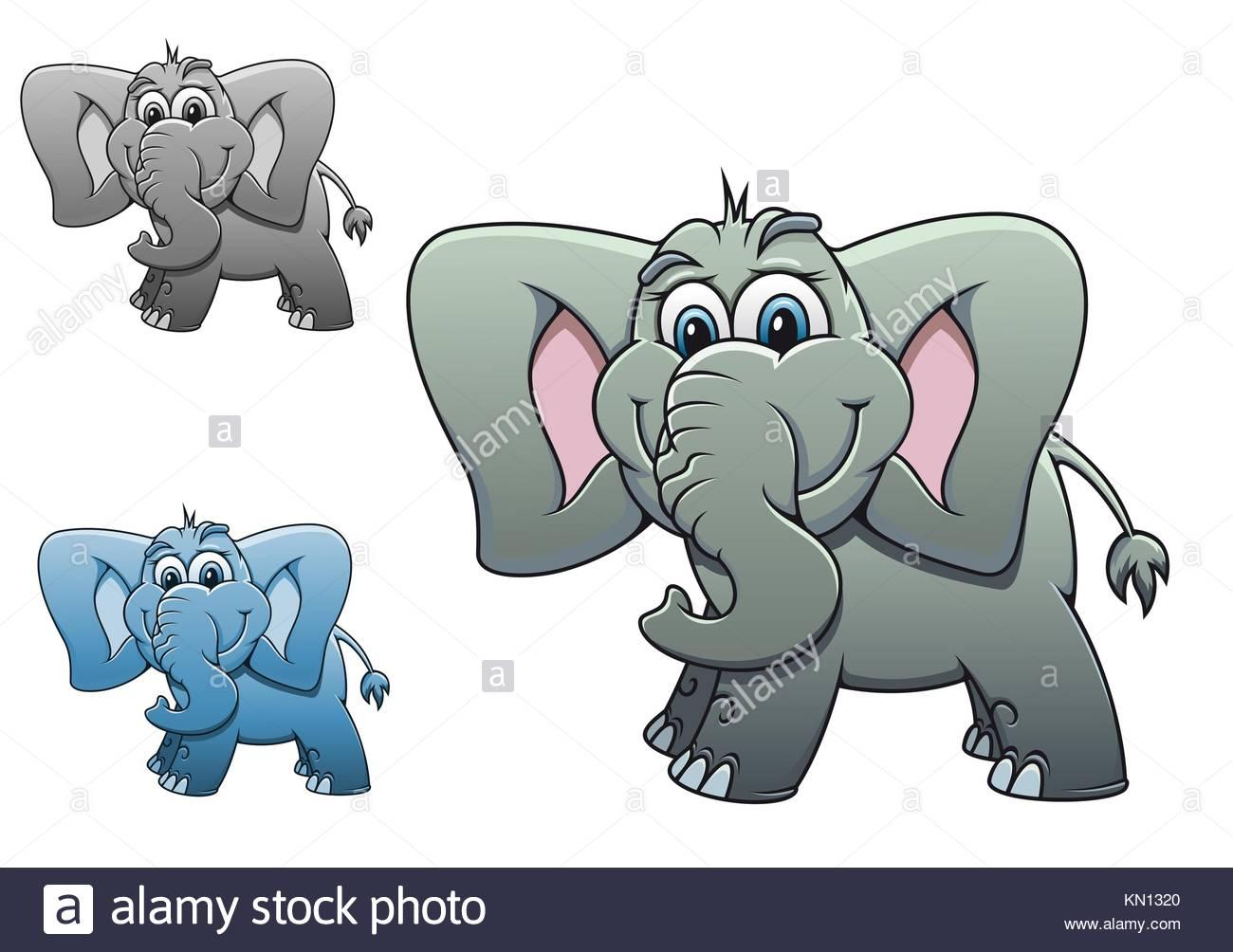 Bébé éléphant animal tête de ligne avec chapeau. MB92D0 (RF). Mignon bébé  éléphant isolé sur fond blanc pour la conception Photo Stock 02360de104a