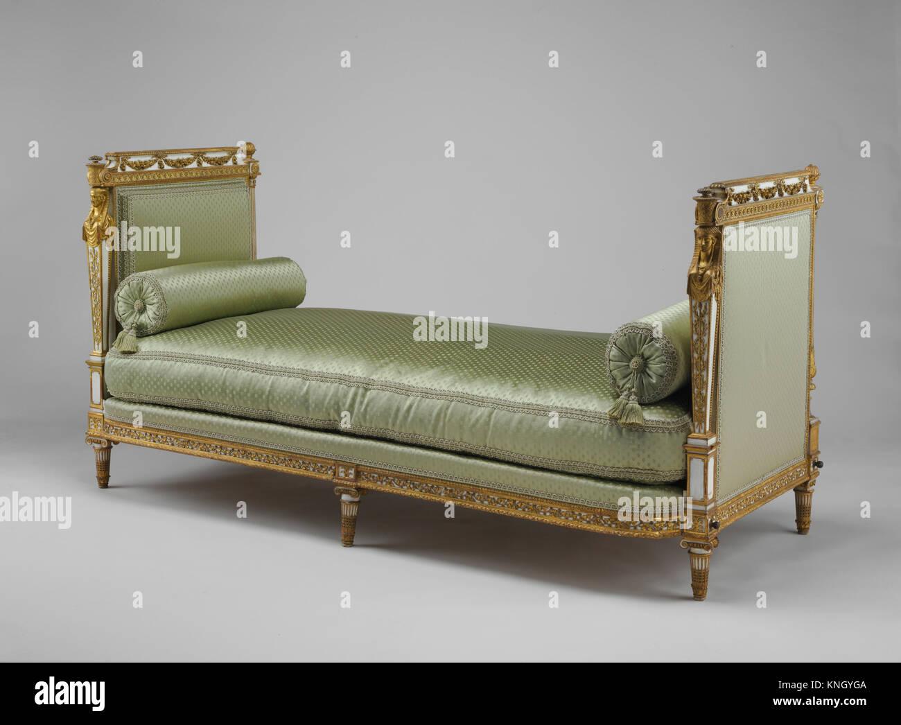 chaussures de séparation c9a7f c19ad Banquette-lit (lit de repos ou sultane) (partie d'un ...
