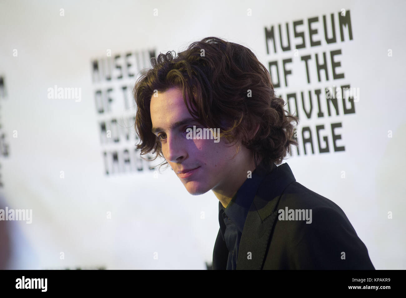 Timoth e chalamet photos timoth e chalamet images alamy for Moving from new york to la