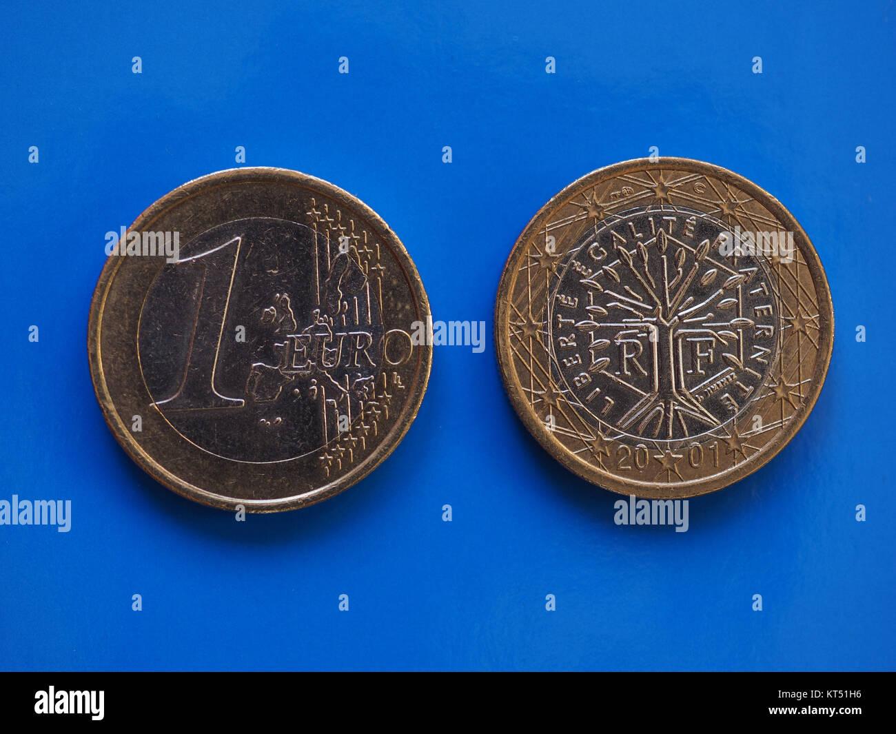 Euro Coin France Photos Euro Coin France Images Alamy