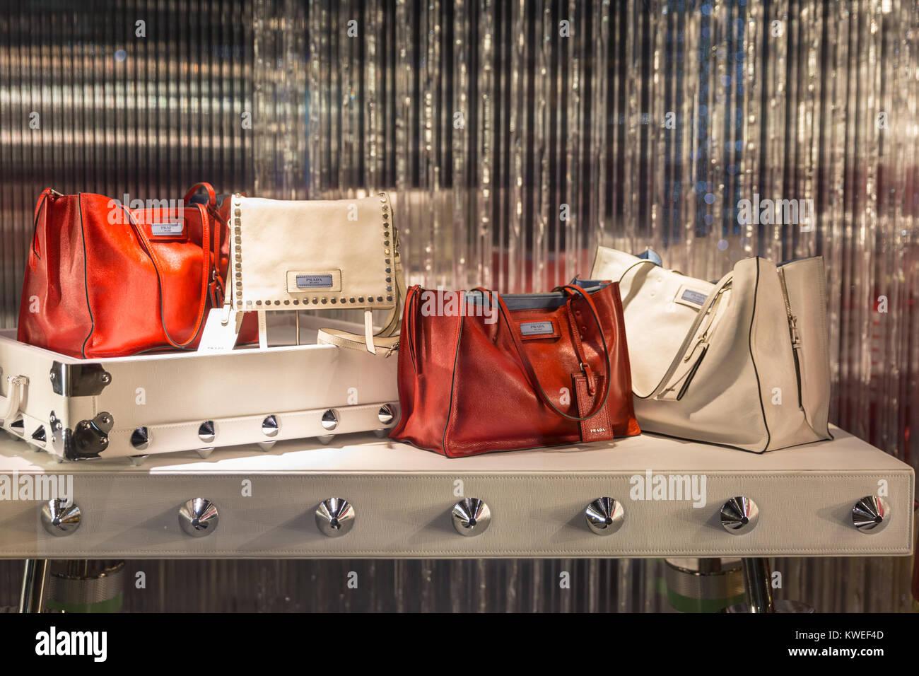Prada sacs à main de luxe, de bacs et desginer label assurance sur l  19d8e357500