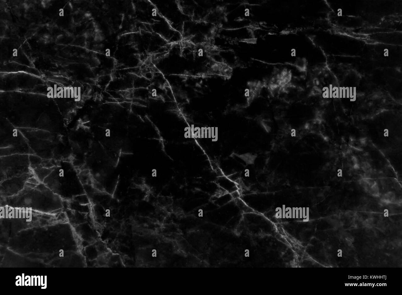 black marble texture. Motif De Fond Texture Marbre Noir Avec Haute Résolution. Photo Stock Black Marble