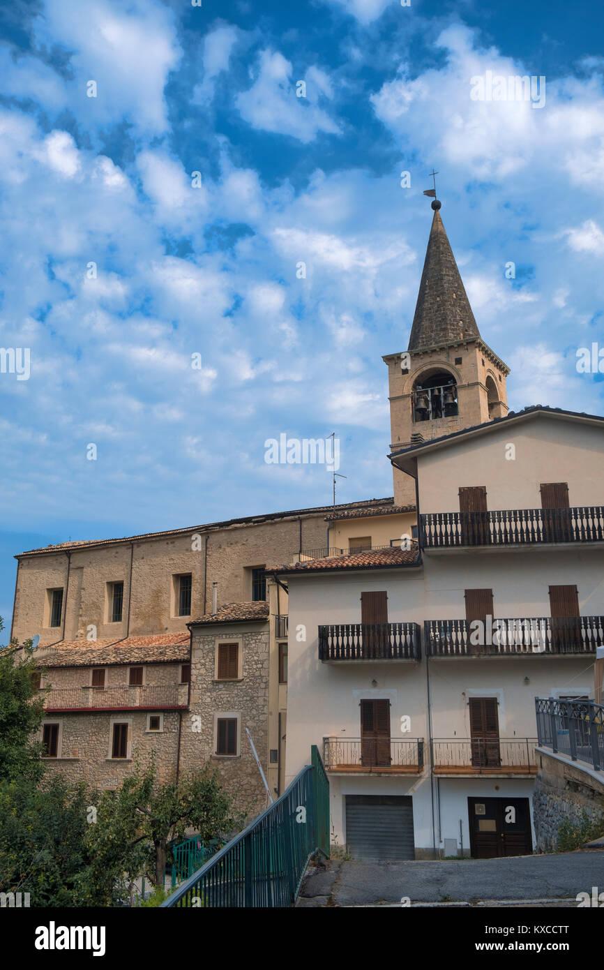 Acheter Une Maison En Italie Abruzzes caramanico terme (pescara, abruzzes, italie) : l'extérieur