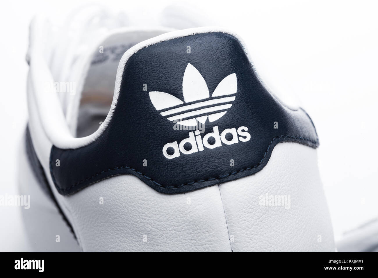 Londres, UK janvier 02, 2018 : Adidas Originals chaussures