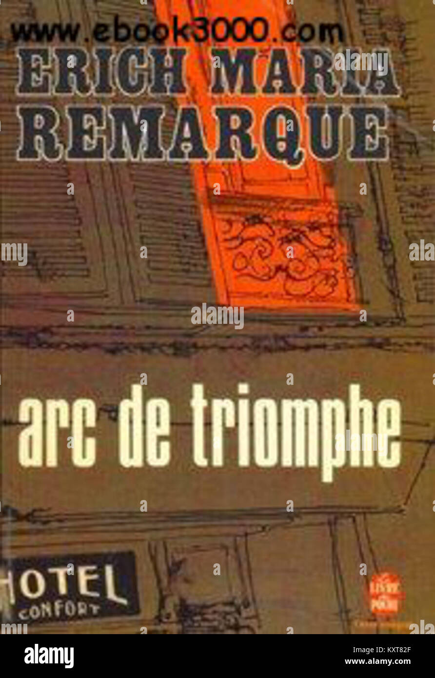 Erich Maria Remarque, Arc de Triomphe: a summary 60